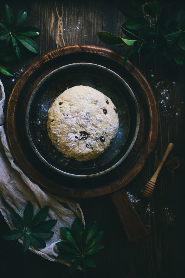 Irish Soda Bread Dough