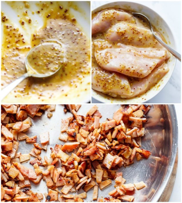Creamy-Honey-Mustard-Chicken-collage