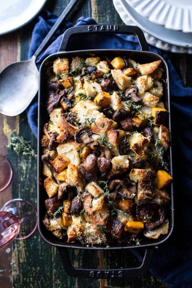 butternut-squash-and-wild-mushroom-stuffing-4