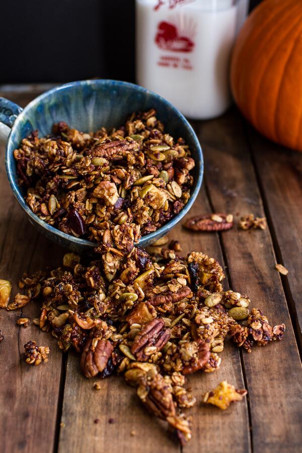 brown-butter-pecan-maple-quinoa-autumn-harvest-granola-101