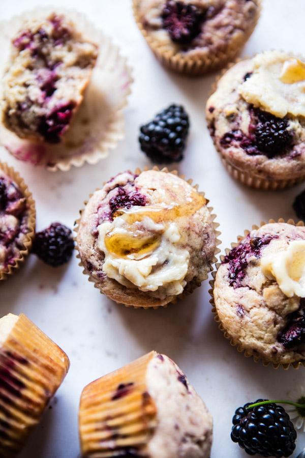 Blackberry-Swirl-Muffins-with-Honey-Butter-1